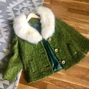 {VINTAGE} Cropped jacket